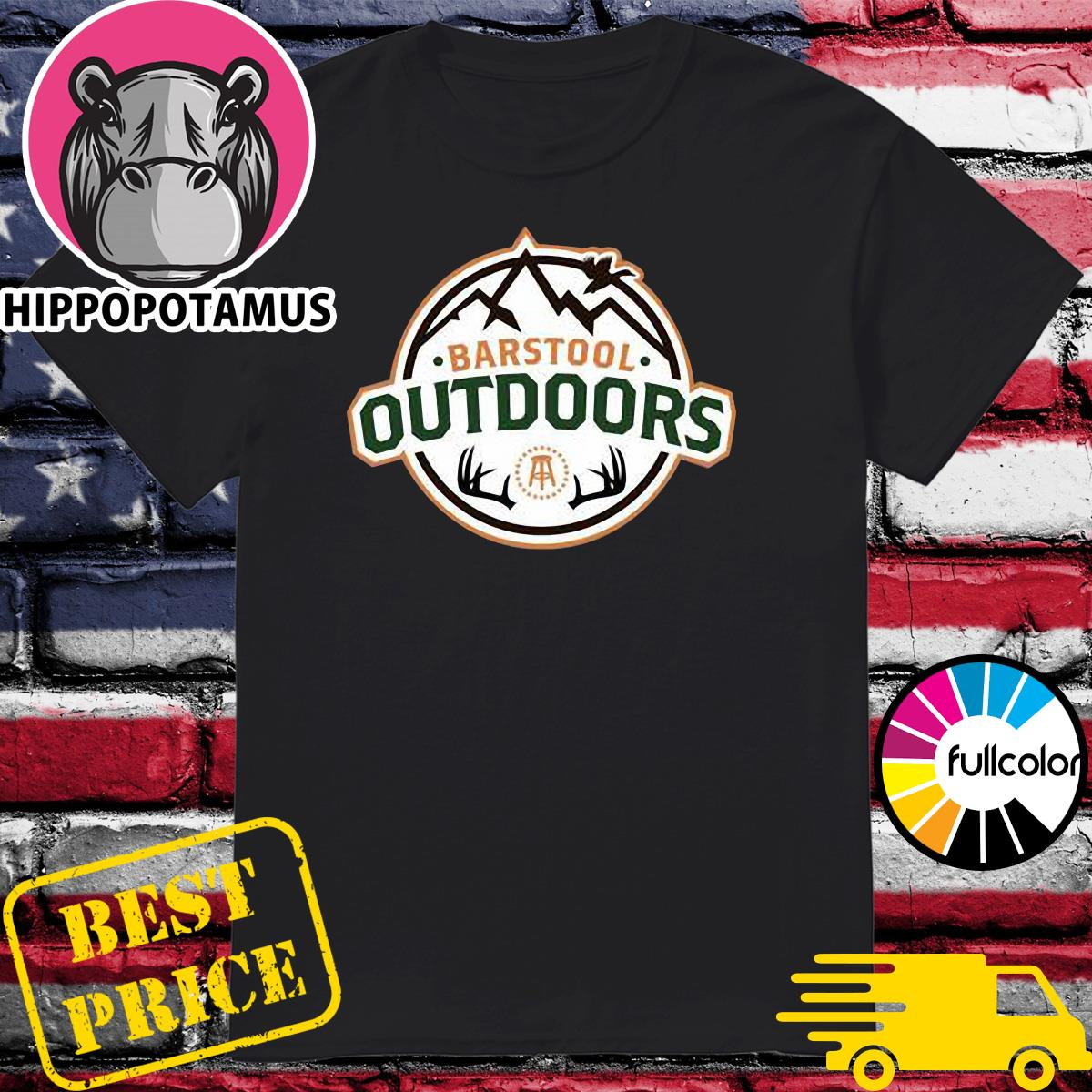 Barstool Outdoors Wilderness Ii Pocket Shirt