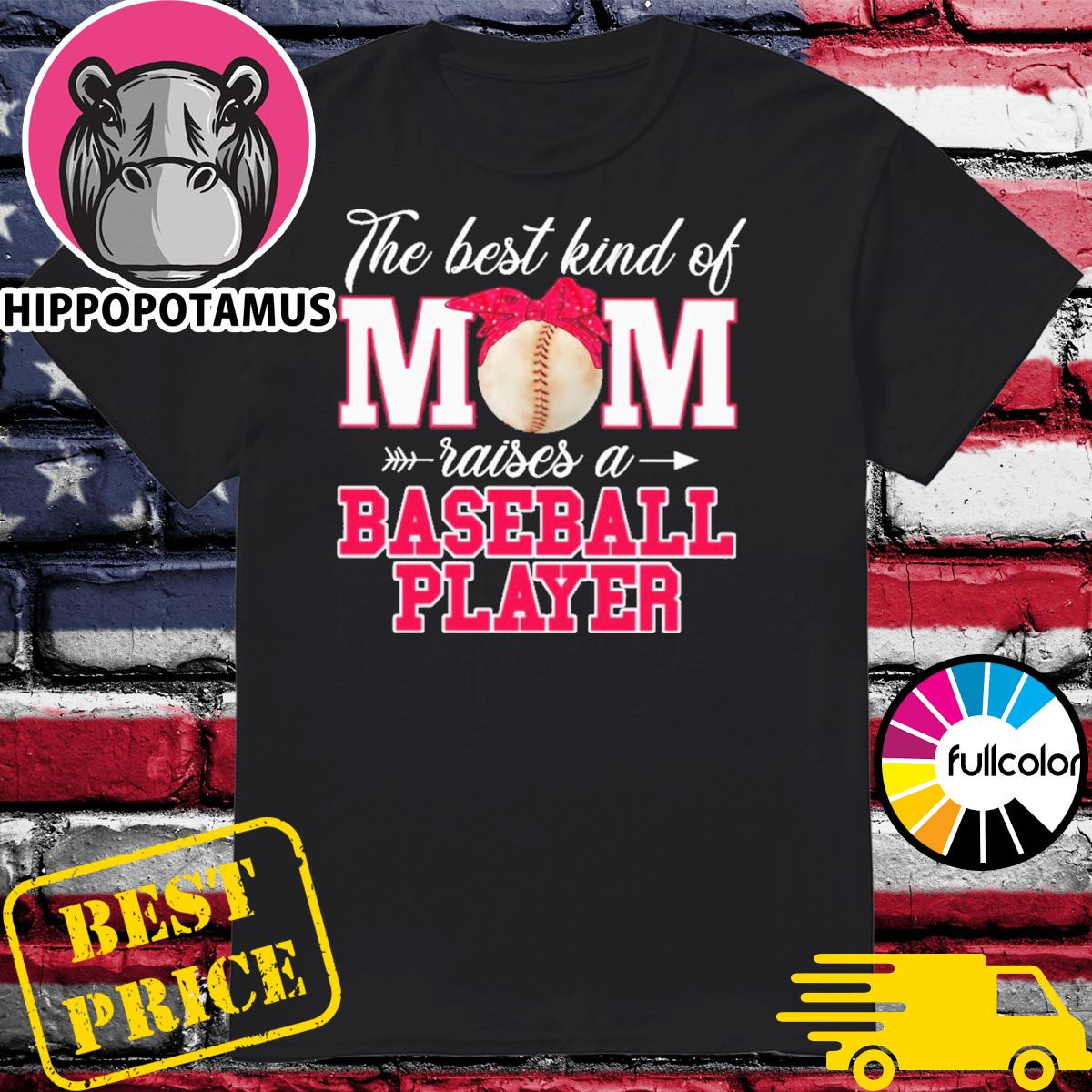 Official Happy Mother's Day 2021 - The Best Kind Of Raises A Basketball Player Shirt
