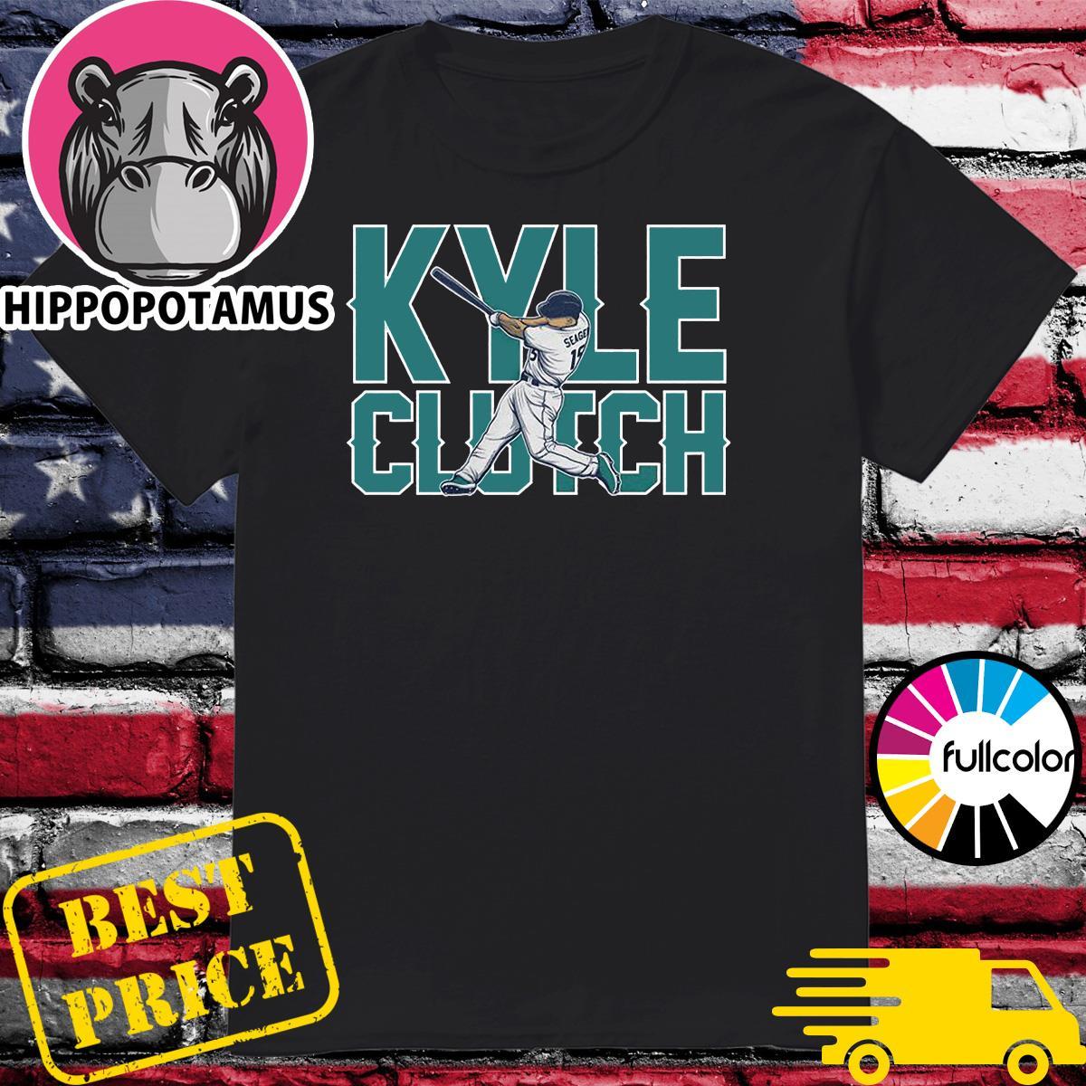 Official The Kyle Clutch Baseball Shirt