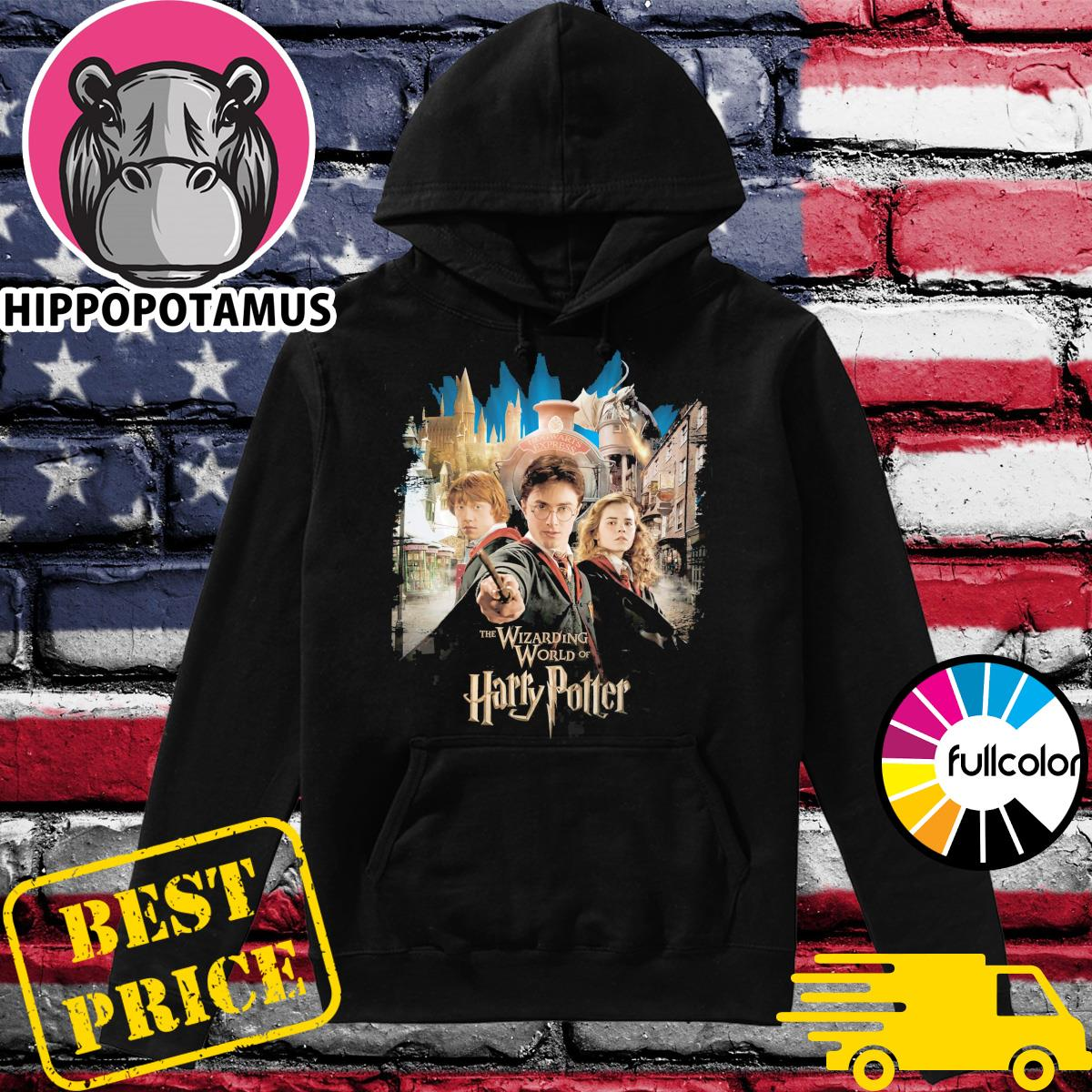 Hogwarts Express The Wizarding world of Harry Potter Hoodie