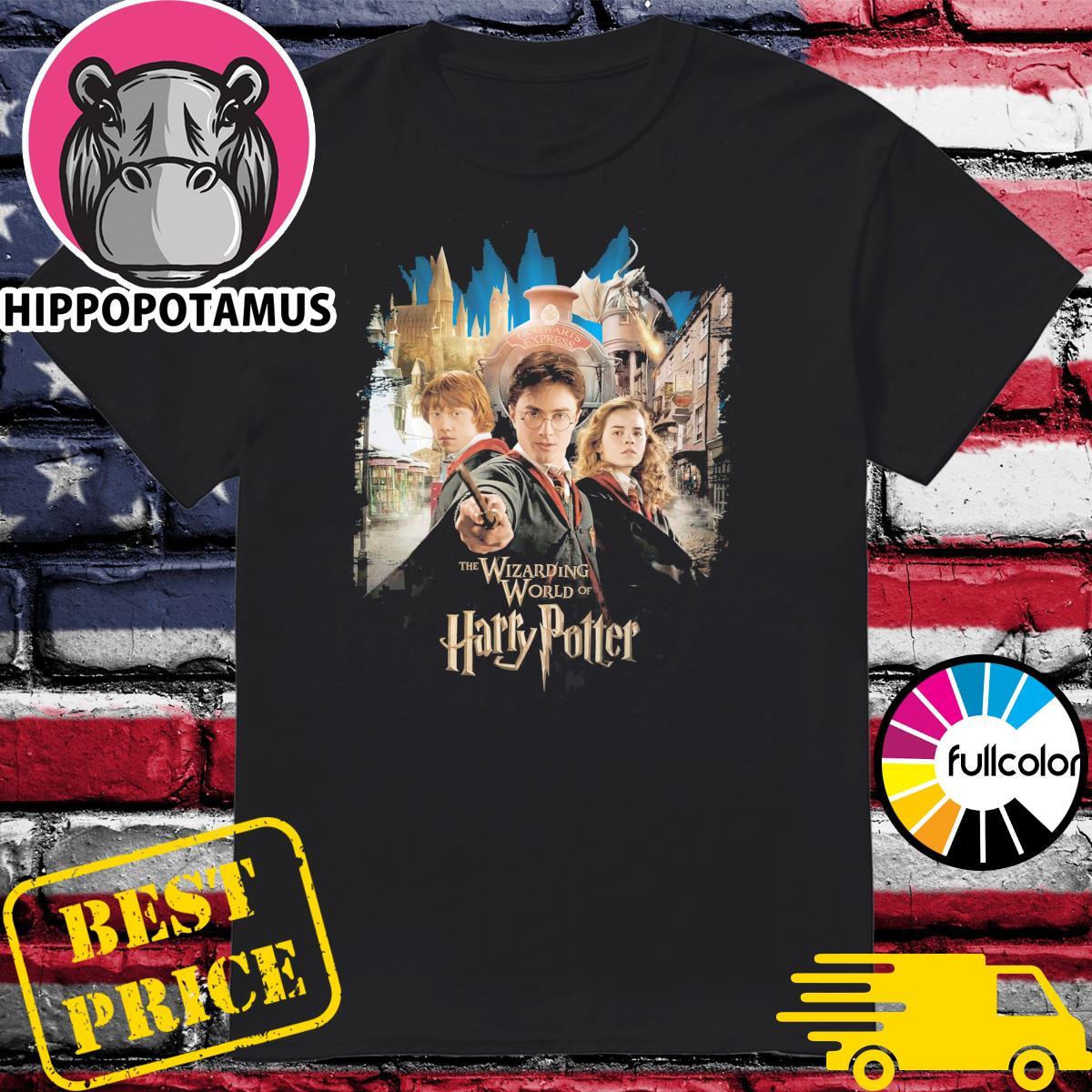 Hogwarts Express The Wizarding world of Harry Potter shirt